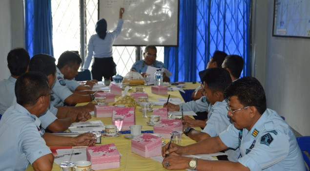 Kalapas Watampone: Pejabat Harus Mampu Mempresentasikan Rencana Kerjanya
