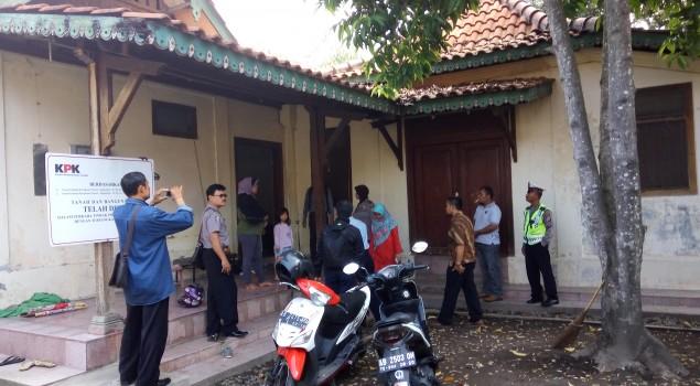 Disita KPK, Rumah Irjen Djoko Susilo di Titipkan di Rupbasan Yogyakarta
