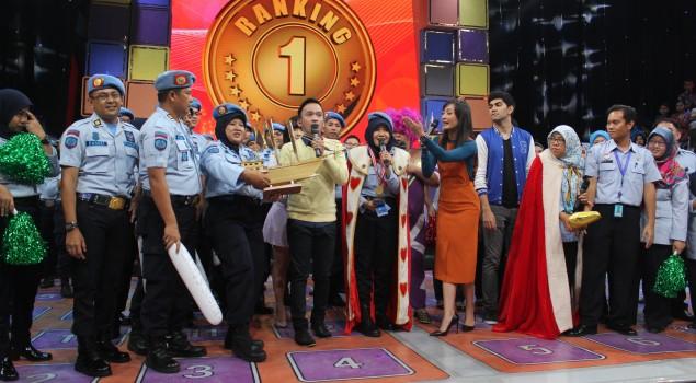 Kapal Phinisi Lapas Narkotika Mejeng di Trans TV