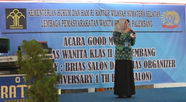 "Acara ""Good Mother"" LPW Palembang Hadirkan Keluarga Napi"