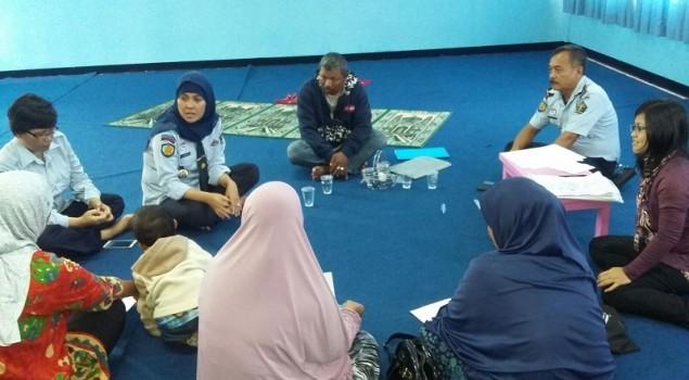 Tujuh ABH Bimbingan Bapas Bogor Dapat Bantuan Pendidikan