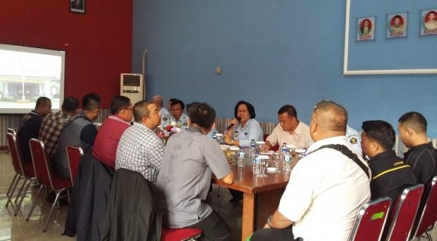 Delegasi Brunei Kagumi Pembinaan di LPKA & Lapas Wanita Tangerang