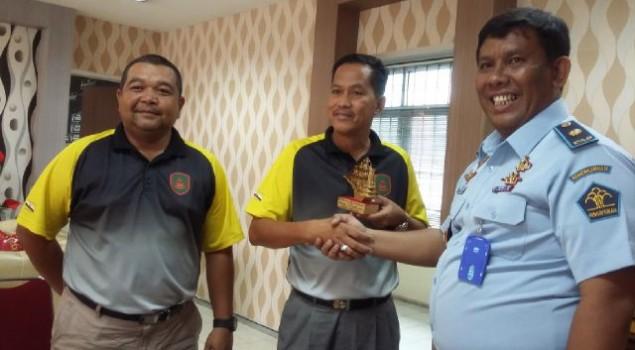Datangi LPN Cipinang, Jawatan Penjara Brunei Pelajari Penanganan Napi