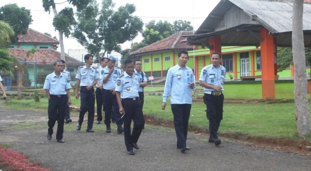Kadiv PAS Lampung Tekankan Layanan PAS di Rutan Kotabumi