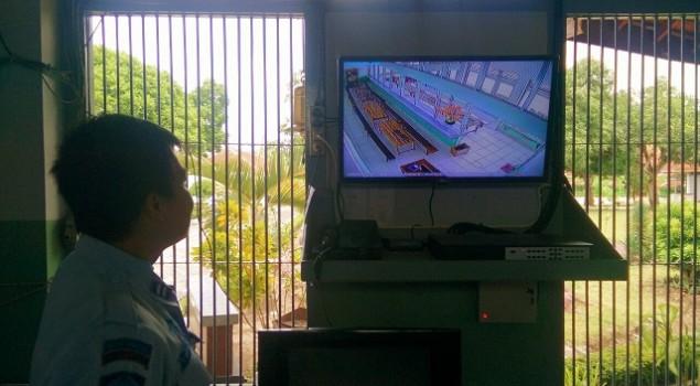 Rutan Wonosari Kini Miliki 8 Kamera CCTV