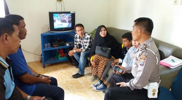 PK Bapas Pekanbaru Dampingi Diversi ABH di Polres Pelalawan