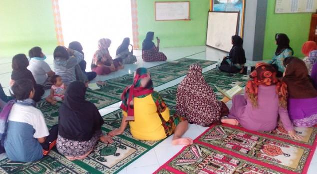 Blok Wanita Rutan Pinrang Ikuti Pengajian Perkuat Ukhuwah Islamiyah