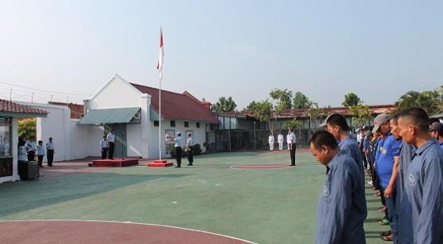 Kalapas Cirebon Minta Jajarannya Lebih Kompak