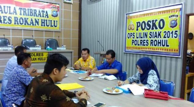 PK Pos Bapas Pasir Pengaraian Aktif dalam Tim Assessment Terpadu