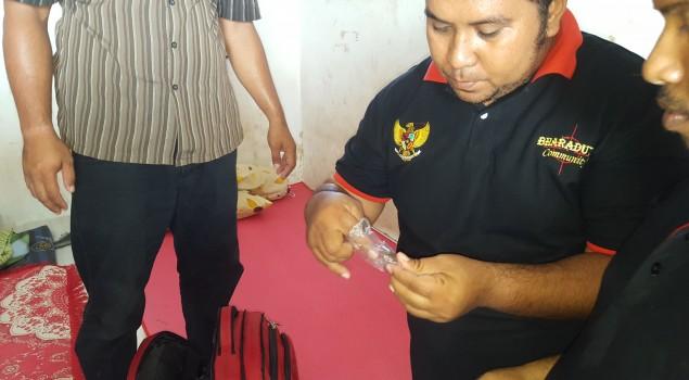 Berantas Narkoba, Rutan Masohi Gandeng Polres Maluku Lakukan Penggeledahan