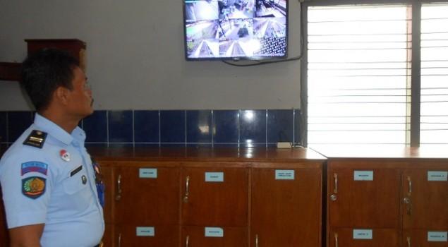 8 CCTV Bantu Pengamanan di Rutan Wates