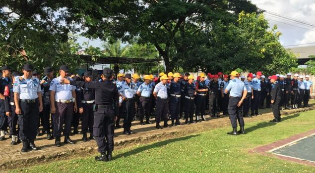 Apel Kesamaptaan Rutan Makassar Tingkatkan Performa Petugas