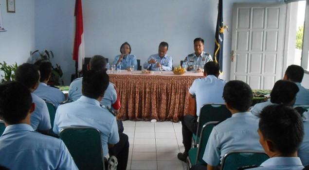 Kakanwil Yogya: Petugas PAS Harus Lebih Waspada & Curiga