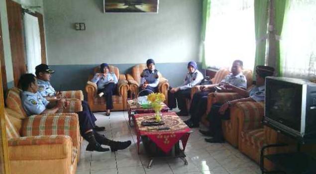 Taruna AKIP KKN di Lapas Pangkalpinang & Rupbasan Purwokerto