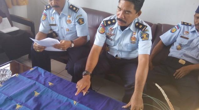 Lapas Polewali Dukung Penggunaan Batik Polewali Mandar