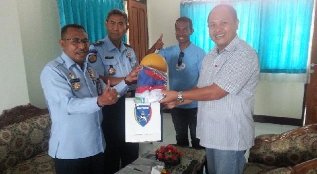 Bentuk Tim Sepakbola Lapas, Kanwil Sulut Kerjasama dengan UNI Papua