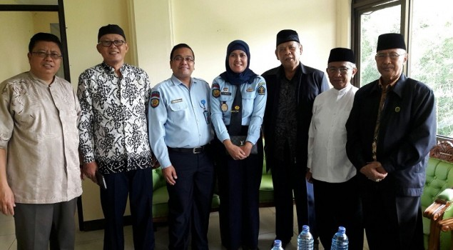 Bapas Bogor Ajak MUI Bantu Bimbing Klien Teroris