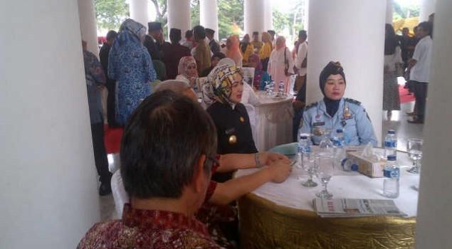 Karutan Serang Jalin Silaturahmi  dengan Instansi Vertikal Wilayah Banten