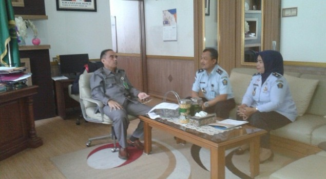 Rupbasan Bandung Koordinasikan Status Basan dengan PN Bandung