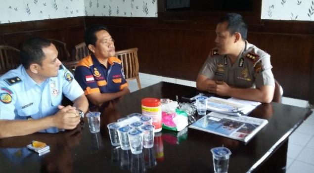 Rutan Kotabumi Terus Bangun Sinergi dengan Polres Lampung Utara