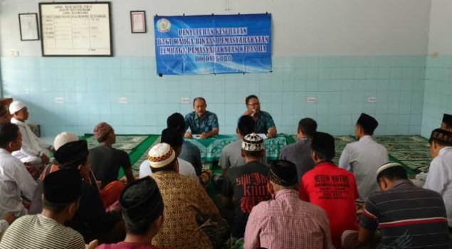 Lapas Bojonegoro Adakan Penyuluhan Kesehatan Bagi WBP
