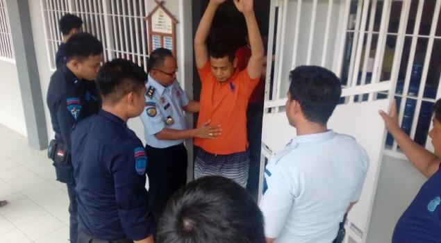 Sidak Rutan Pinrang Incar Kamar WBP Narkoba