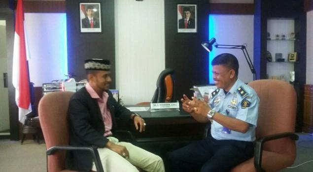 Silaturahmi ke DPRA, Rutan Jantho Utarakan Bantuan Saluran Air