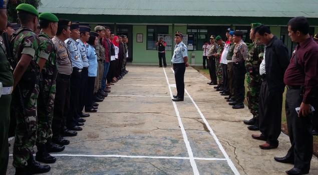 Kalapas Ajak Satpol PP Geledah Lapas Padang Sidempuan