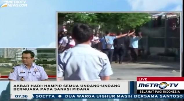 Bom Waktu Penjara Indonesia