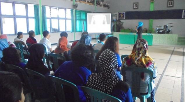 Lapas Madiun - YSKI Kampanyekan Pencegahan Kanker Kepada WBP