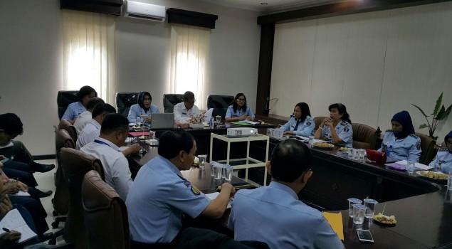 Kemenkumham Banten Sinergikan Langkah Antar Instansi Berantas Narkotika di Lapas/ Rutan