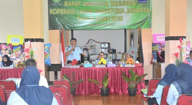 Koperasi Lapas Narkotika Jakarta Berpredikat Sangat Baik