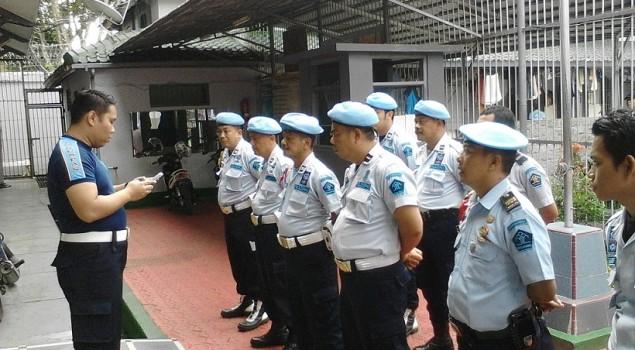 KPLP Sukabumi Ingatkan Pengamanan Lapas Jangan Terlibat Narkoba