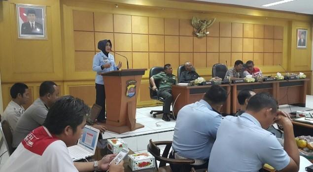 Kanwil Kemenkumham Banten Terlibat Operasi BERSINAR Kalimaya 2016