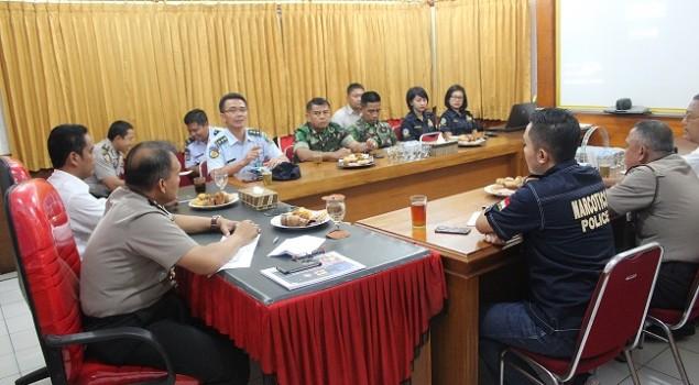 Lapas Ciamis & Banceuy Dukung Pelaksanaan Operasi BERSINAR