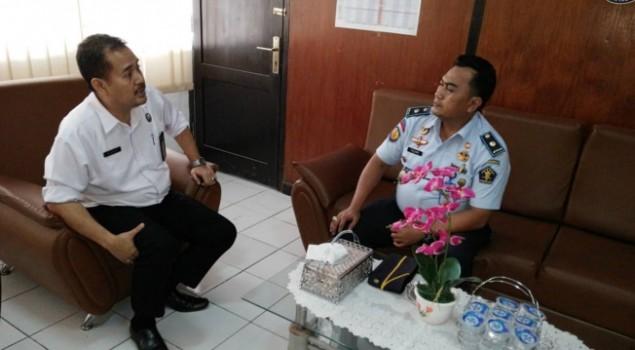 Rutan Pekalongan Jajaki Kerjasama Dengan BNN Provinsi Jateng
