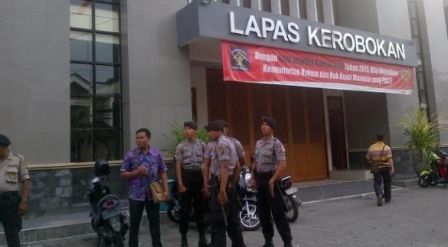 Razia Gabungan Dipimpin Langsung Kalapas Kerobokan Bali