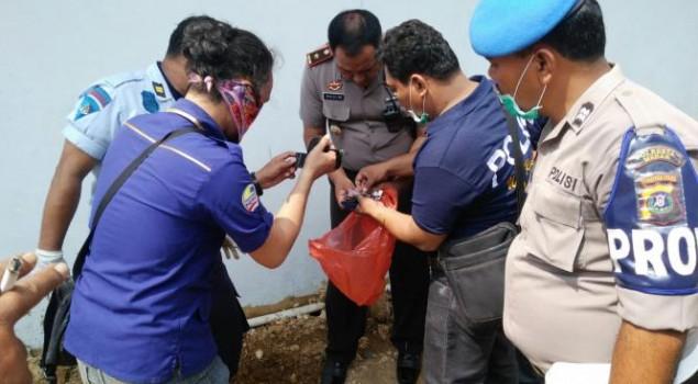 Razia Mendadak, Petugas Gabungan Temukan Sabu di Pancur Batu