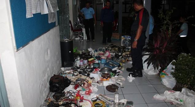 Koordinasi Aparat Penegak Hukum Dukung Lapas Bersih dari Narkoba