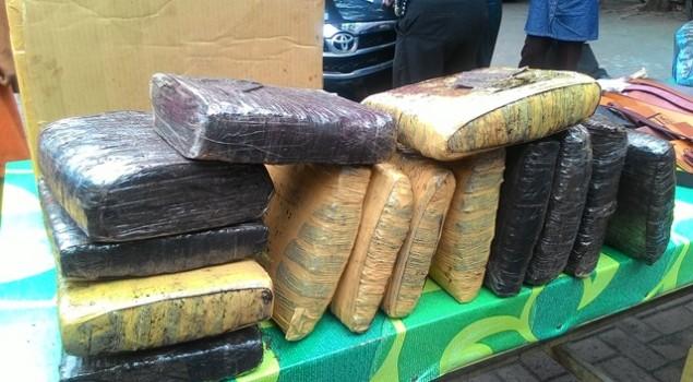 Sidak Malam, Lapas Banda Aceh Temukan 0,5 Kg Ganja