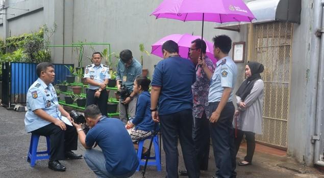 Produksi Roti Lapas Narkotika Jakarta Berikan Manfaat bagi WBP