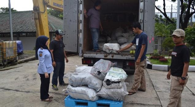 Basan Kasus Pelanggaran Merek Disimpan di Rupbasan Bandung