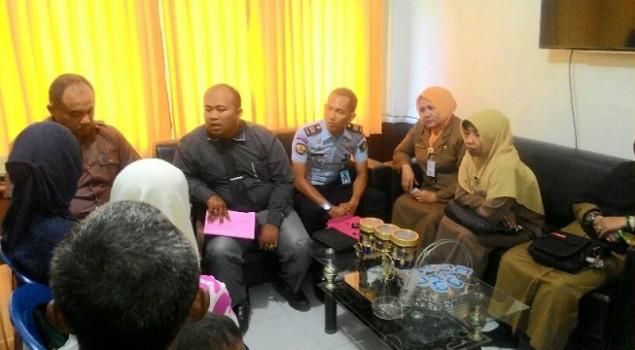 PK Pos Bapas Tembilahan Upayakan Diversi ABH Kasus Asusila