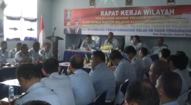 Kemenkumham Riau Tegaskan Pecat Tidak Hormat Petugas Lapas Terlibat Narkoba