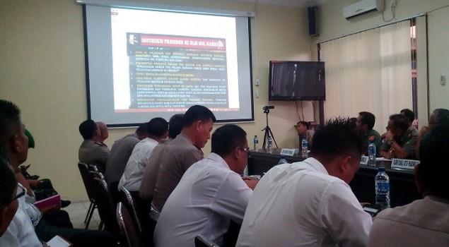 Rutan Prabumulih Siap Hadapi Operasi Bersinar 2016