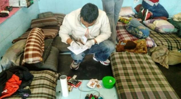 Razia di Lapas Siantar, Petugas Temukan Alat Hisap Sabu dan Puluhan Ponsel