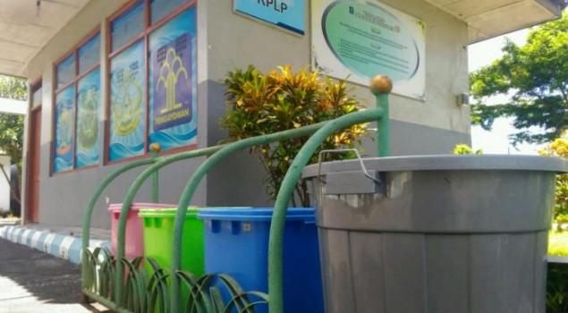 Lapas Wirogunan Terapkan Bank Sampah, Raup Rp 2 Juta Saat Perdana Jual Sampah