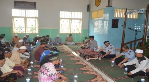 Petugas & WBP Rutan Samarinda Ikuti Terapi Kesehatan Islami