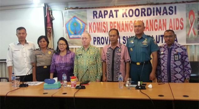 Harmonisasi dan Sinkronisasi Penyelenggaraan Pengendalian HIV-AIDS Di Lapas dan Rutan Wilayah Sulut