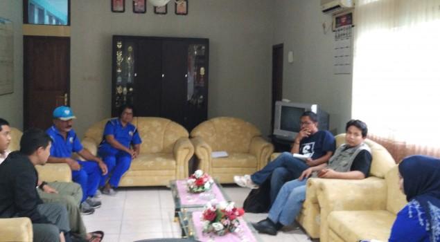 Tim Direktorat Deradikalisasi BNPT Sambangi Bapas Ambon